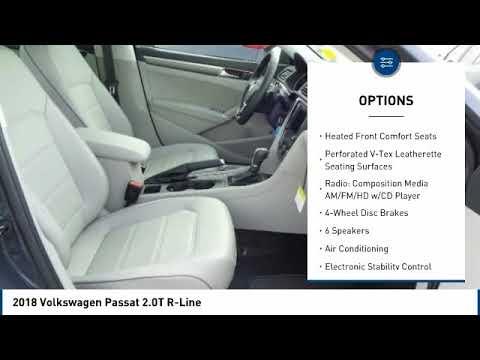 2018 Volkswagen Passat Salinas CA V2133
