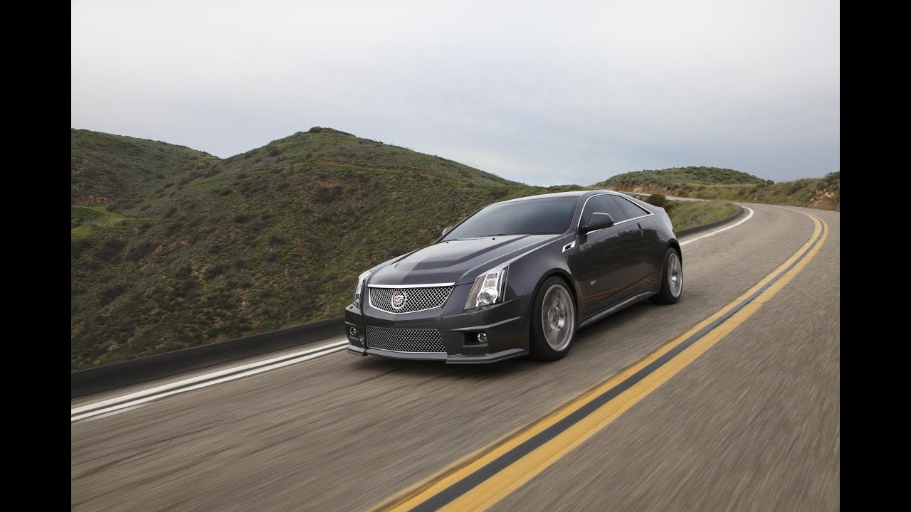 2013 Cadillac Cts V Coupe The Drive Test Drives 2 Youtube