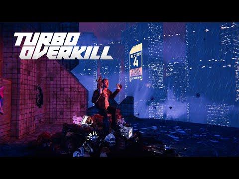 Turbo Overkill выйдет на Xbox One и Xbox Series X | S