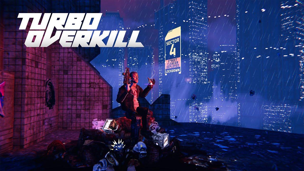Announcement trailer για το Turbo Overkill