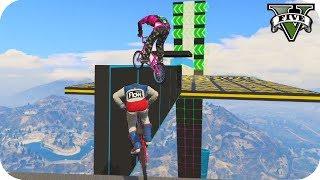 PARKOUR DE BMX!! HAY QUE GRINDAR!!