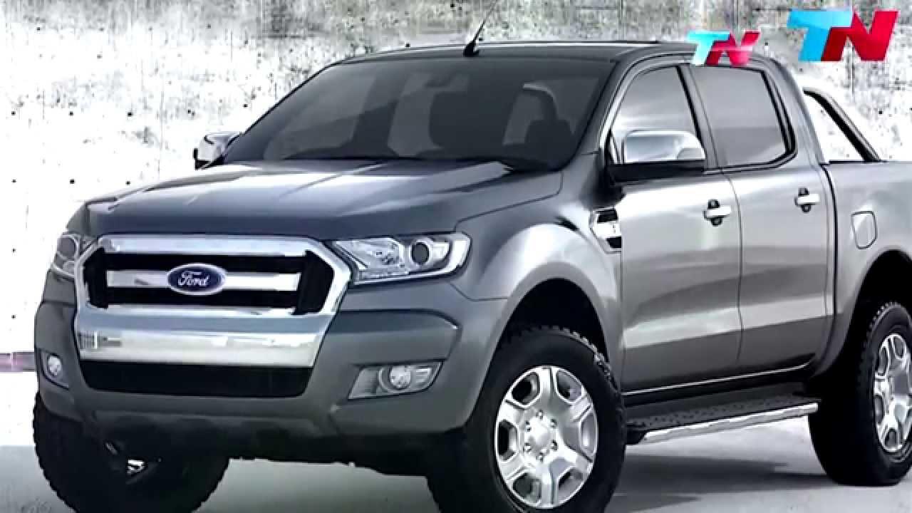 TN Autos con Matias Antico - Test Drive Ford Ranger 4x4 AT - Bloque 01 PROGRAMA 28 - YouTube