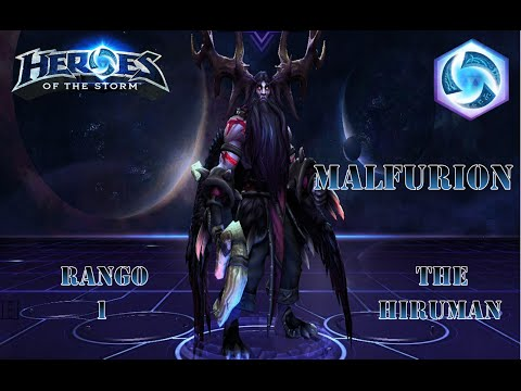 Heroes Of The Storm Build Malfurion Heal
