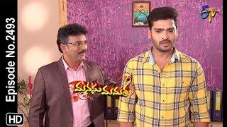 Manasu Mamata | 16th January 2019 | Full Episode No 2493 | ETV Telugu