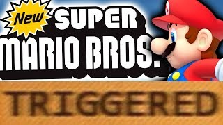 How New Super Mario Bros TRIGGERS You!