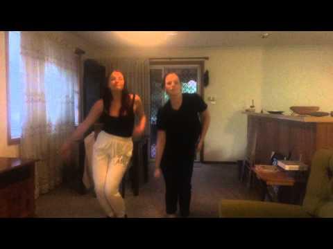 NCIS theme song dance!