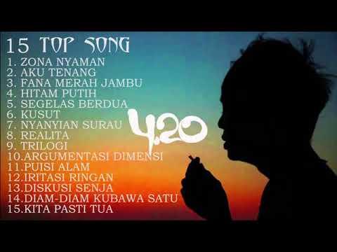 15 Lagu Terbaik Fourtwnty (full Album)