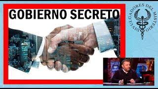 El gobierno secreto mundial por Miguel Ángel Ruiz
