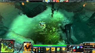 DOTA 2 Quick Tips - How to Shift Queue