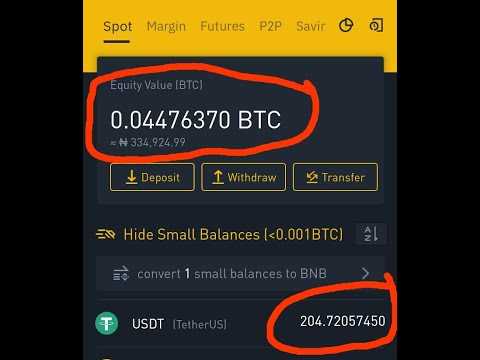 How I Earned $200 And 0.04 BTC In A Day Trading On Binance - The Full Guide
