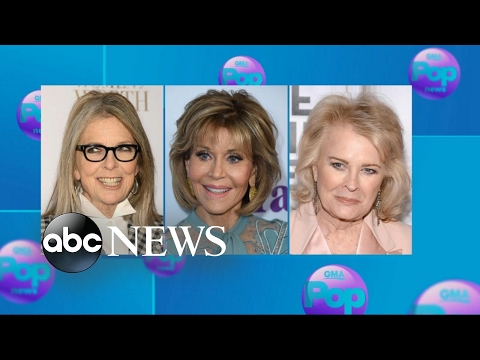 Diane Keaton, Jane Fonda and Candice Bergen join forces in 'Book Club' comedy