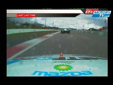ALMS Onboard Camera At Mosport 2009 Motorsport Tv International