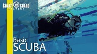 U.S. Coast Guard Academy SCUBA