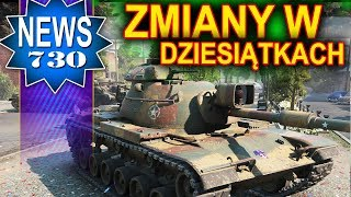 Zmiany w specjalnych dziesiątkach - NEWS - World of Tanks