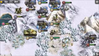 Glory of Generals - Norway Campaign (allies) Walkthrough