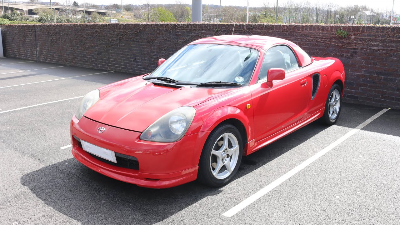 toyota mr2 roadster review 138bhp 1zz engine. Black Bedroom Furniture Sets. Home Design Ideas