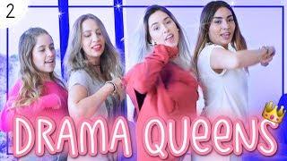 Actuando PELEAS FAMOSAS #TeamQueen I Kika Nieto