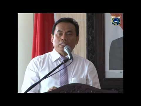10 Sept 2014 Rapat koordinasi PKK Provinsi DKI Jakarta tahun 2014