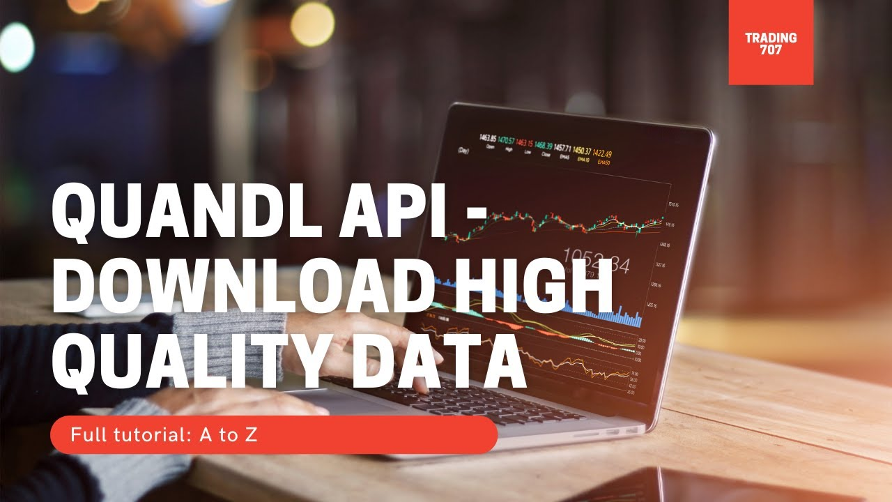 Python: Quandl A to Z. Download commodities, real estates and market data in one line.