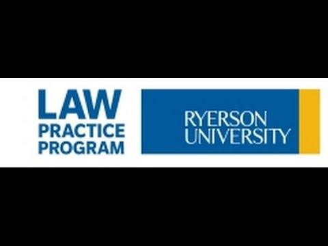 The Law School Show - Episode 8 - André Bacchus: Unpacking the Law Practice Program