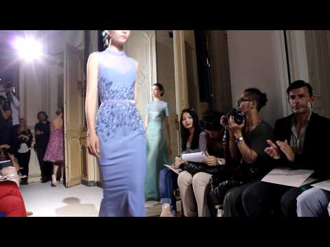 Fashion Week Paris - Georges Hobeika - Haute Couture
