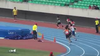 2016高雄港都杯田徑錦標賽