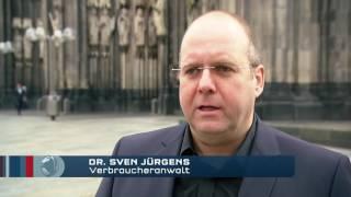 Die Macht der Versicherungen vor Gericht – RTL Nachtjournal und CORRECTIV