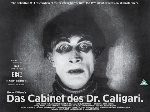 The Cabinet of Dr. Caligari trailers