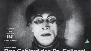 DAS CABINET DES DR CALIGARI (Masters of Cinema) 2014 Full Length Theatrical Trailer