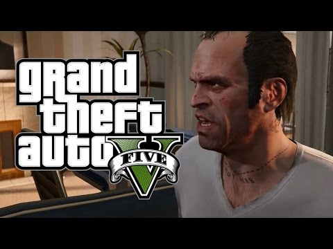 Grand Theft Auto V - PS4 & Xbox One Launch Trailer