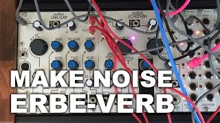 Eurorack - Make Noise Erbe-Verb