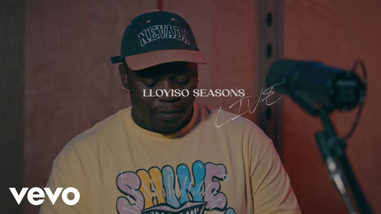 Download Lloyiso - Seasons (Live at Universal Music Studios - South Africa / 2021)