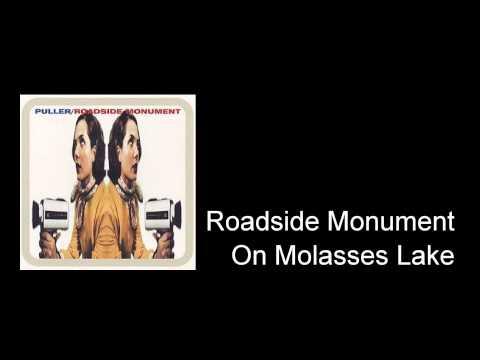 Roadside Monument - On Molasses Lake