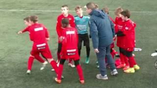 Nat. Elite U12-1 Sporting Lokeren -  KV Oostende - 28 januari 2017