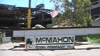 San Diego Mesa College Student Services Facility Topping Off Ceremony