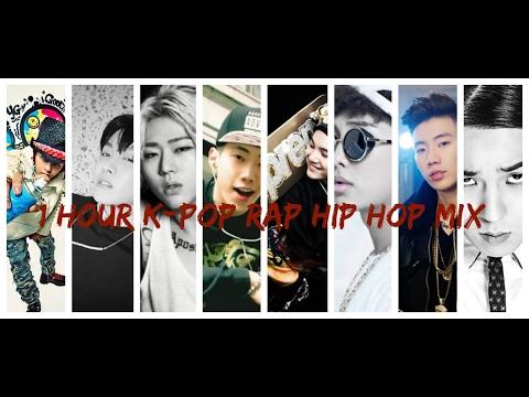 1 Hour K-Pop Rap/ Hip Hop Mix (Male Version)