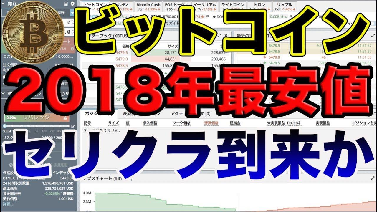 仮想通貨の年を振り返る2(18/12/26) | 仮想通貨羅針盤 ビットコイン
