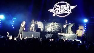 Chris Janson: Truck Yeah (Tim McGraw) with drum solo Video