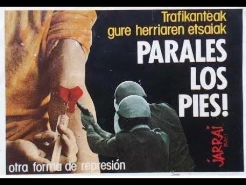 Los 80, drogas, sida y punk en Euskal Herria