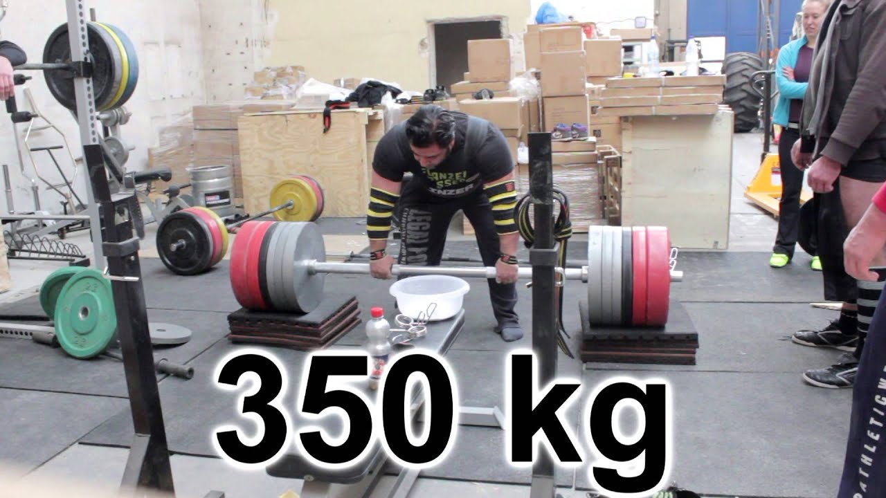 patrik baboumian 350kg axle deadlift for 3 reps youtube. Black Bedroom Furniture Sets. Home Design Ideas