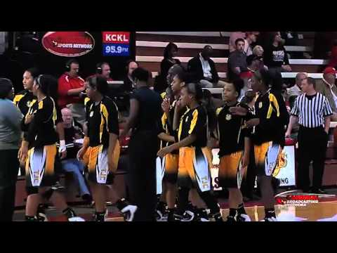 2014 Lady Cards vs TJC - Full Game