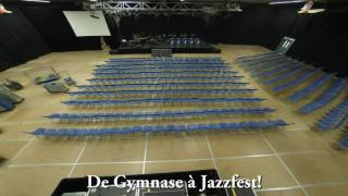 De Gymnase à Jazzfest!