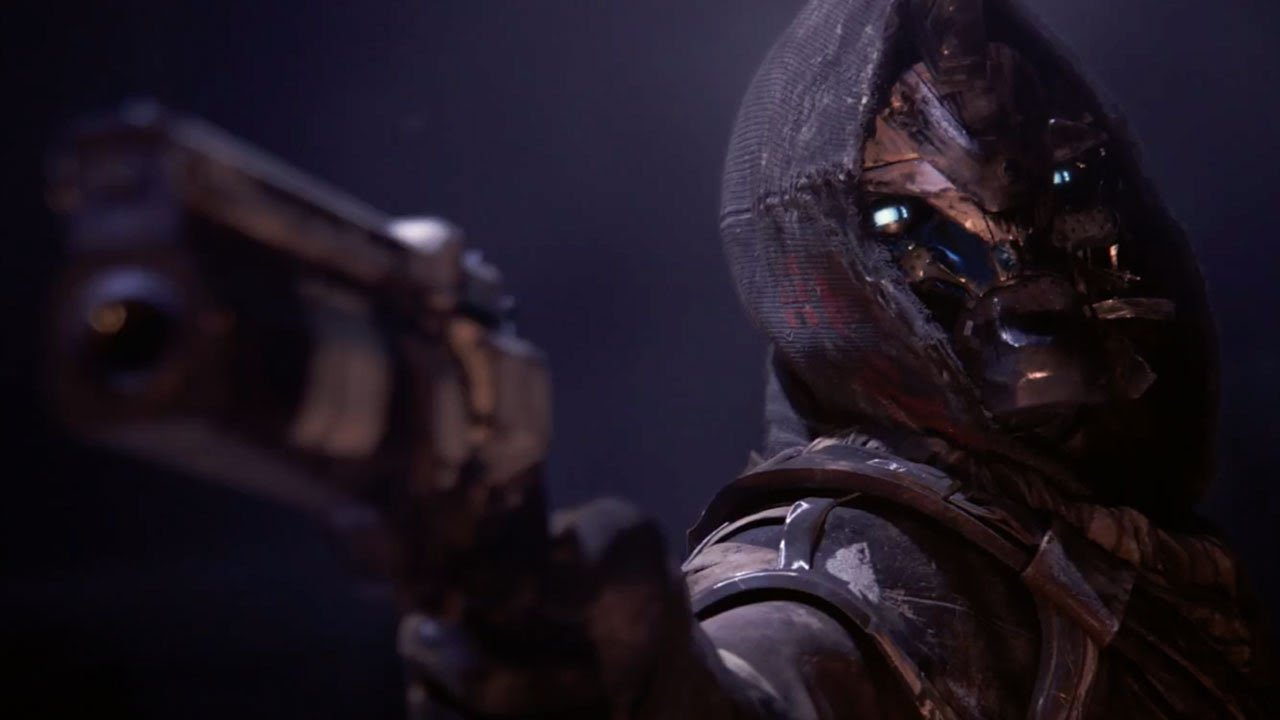 Destiny 2 The Last Stand Of Cayde 6 The Gunslinger Trailer