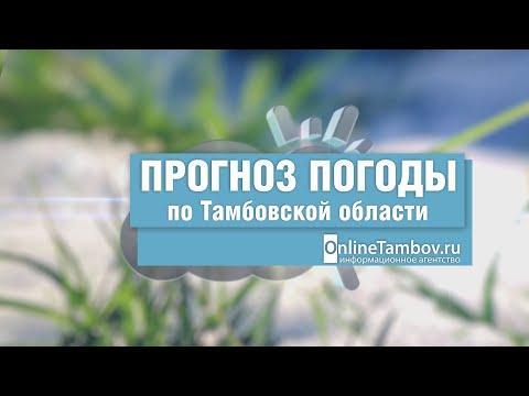 Прогноз погоды в Тамбове и Тамбовской области на 12 апреля 2020 года