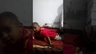 Funny baby is bachi ko dekha