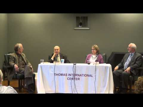 Panel Discussion with William Sessions, Ralph Wood, and Christina Bieber Lake
