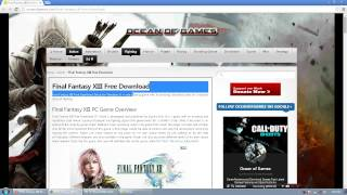 How To Install Final Fantasy XIII Game Without Errors