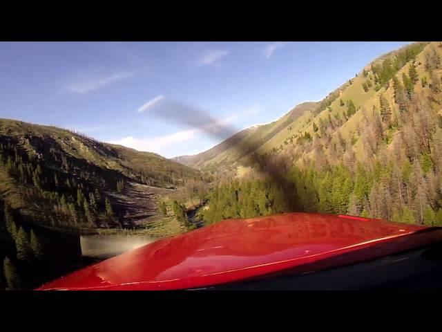 Mooney Landing Upper Loon Idaho (U72)