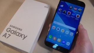 Огляд Samsung Galaxy А7 (2017) A720F