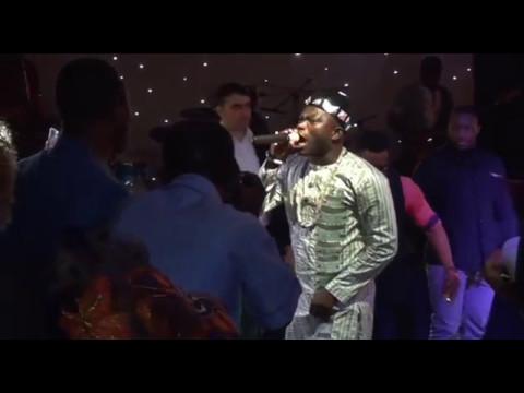 Les 20 ans de King Mensah en Live à birmingham à Bruxelles